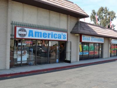 America's Best Flooring - 1022 W Morena Blvd San Diego, CA 92110