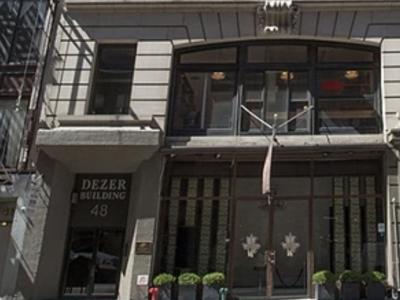 C to C Tile, Inc - DEZER BUILDING New York, NY 10010