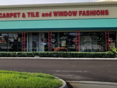 Capitol Carpet & Tile and Window Fashions - 1350 Linton Blvd Delray Beach, FL 33444