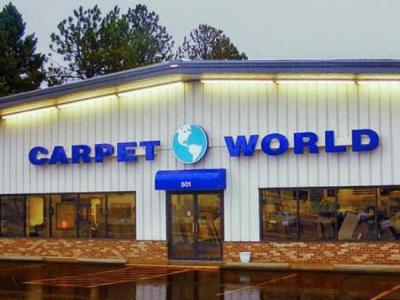 Carpet World  - 501 Airport Rd Bismarck, ND 58504