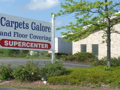 Carpets Galore and Flooring - 1542 N Port Washington Rd Grafton, WI 53024