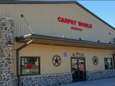 Carpet World of Amarillo - 4710 Bell St Amarillo, TX 79109