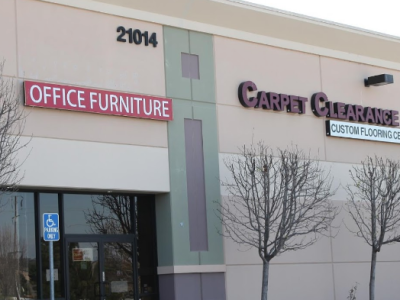 Clearance Custom Flooring Center & Window Coverings - 21058 Golden Triangle Rd Santa Clarita, CA 91350
