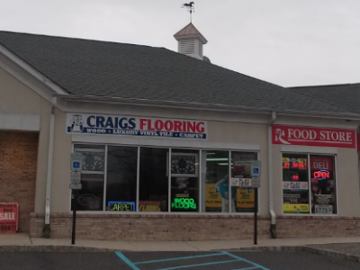 Craigs Flooring - 827 Monmouth Rd Plumsted Township, NJ 08514