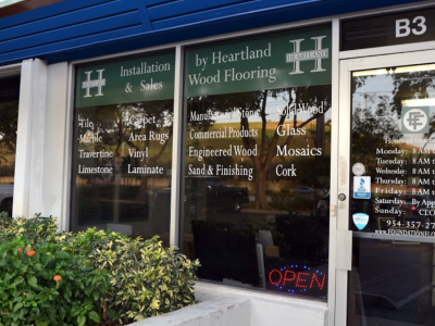 Heartland Flooring Solutions - 4100 N Powerline Rd Pompano Beach, FL 33064