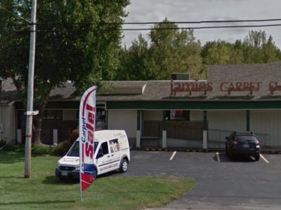 Jamies Carpet Shop - 46125 Telegraph Rd Amherst, OH 44001