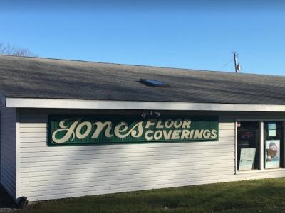 Jones Flooring Center - 3500 N Palafox St Pensacola, FL 32505