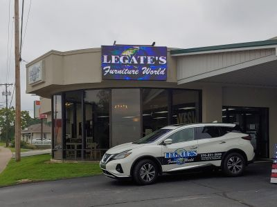 Legate Furniture's Furniture World - 744 S Main St Madisonville, KY 42431