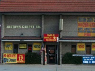 Midtown Carpet Company - 4670 Eagle Rock Blvd Los Angeles, CA 90041