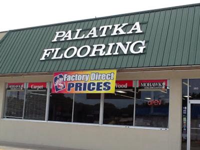 Palatka Flooring - 1813 Reid St Palatka, FL 32177