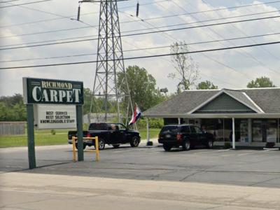 Richmond Carpet Outlet - 3911 National Rd W Richmond, IN 47374