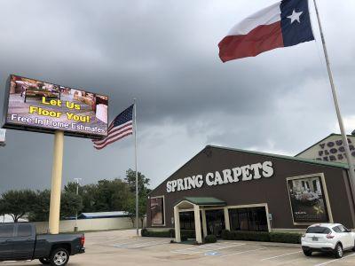 Spring Carpets - 23220 Interstate 45 N Spring, TX 77373
