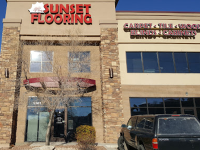 Sunset Flooring - 1361 E Red Hills Pkwy Suite A St. George, UT 84770