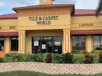 Tile And Carpet World - 4820 Tamiami Trail Port Charlotte, FL 33980