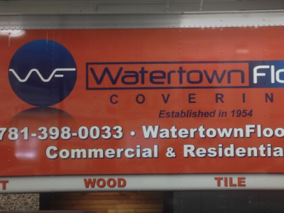 Watertown Floor Covering - 411 Waverley Oaks Rd Waltham, MA 02452