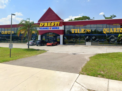 D Best Floorz and More - 7309 E Colonial Dr Orlando, FL 32807