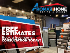 Aromaz Home Flooring & Design  - 1210 US-130 Cinnaminson, NJ 08077