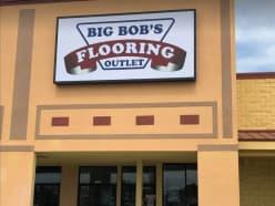 Big Bob's Flooring Outlet - 13145 W Colonial Dr Winter Garden, FL 34787