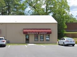 Church's Carpet - 310 1st Ave SE Hickory, NC 28602