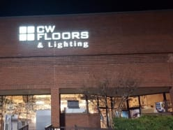 CW Floors and Lighting - 439 I-30 Rockwall, TX 75087