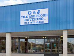 G & J Tile & Floor Covering, LLC - 1351 S McKenzie St Foley, AL 36535
