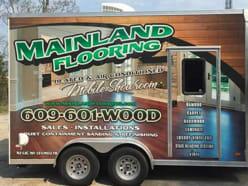 Mainland Flooring - 825 Mill Rd Pleasantville, NJ 08232