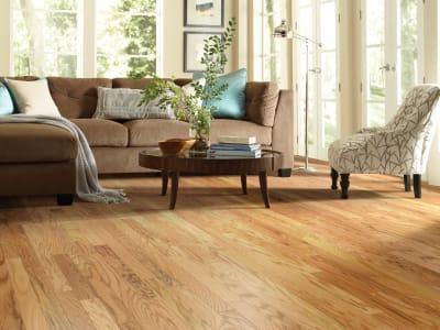 Room Scene of Gazebo Oak - Hardwood by Shaw Flooring