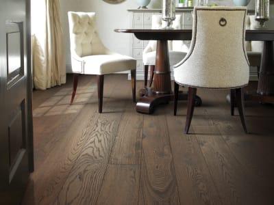 Room Scene of Castlewood Oak - Hardwood by Shaw Flooring