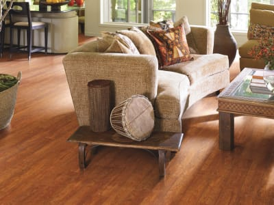 Room Scene of Reflections - Laminate by Shaw Flooring