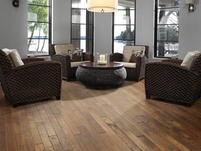Room Scene of Pioneer Road - Hardwood by Shaw Flooring