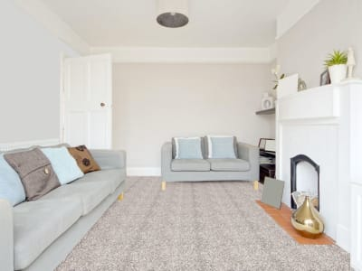 Room Scene of Casual Comfort I - Carpet by Engineered Floors