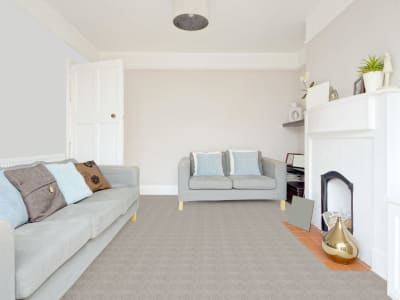 Room Scene of Knockout I - Carpet by Engineered Floors