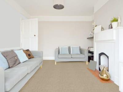 Room Scene of Windsurf II - Carpet by Engineered Floors