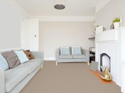 Room Scene of Soft Harmony II - Carpet by Engineered Floors