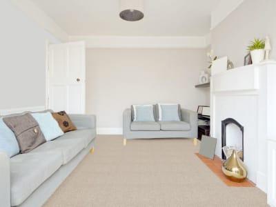 Room Scene of Windsurf I - Carpet by Engineered Floors