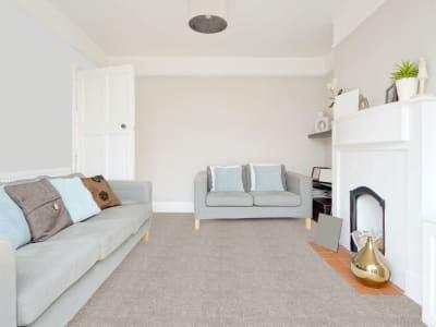 Room Scene of Easy Living III - Carpet by Engineered Floors