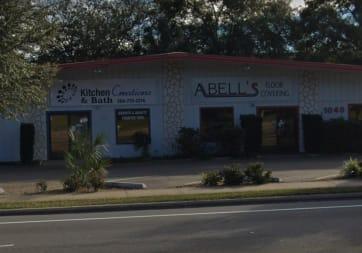 Abell's Floor Covering, Inc. - 1040 S Volusia Ave, Orange City, FL 32763