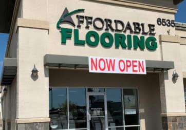 Affordable Flooring & More - 6535 N Buffalo Dr #110, Las Vegas, NV 89131