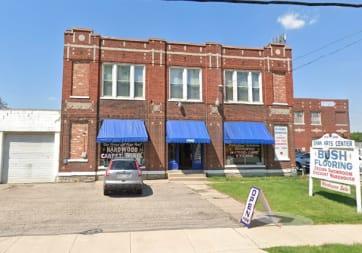 Bush Flooring Center - 1940 Dana Ave, Cincinnati, OH 45207
