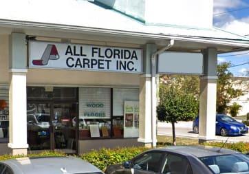 All Florida Carpet - 7921 SW 40th St, Miami, FL 33155