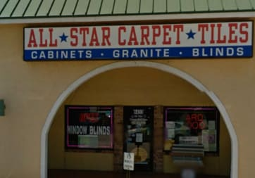 All Star Carpet And Tiles - 6682 S US Hwy 1, Port St. Lucie, FL 34952