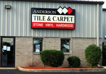 Anderson Tile & Carpet - 2449 Pierce Dr Ste 5, Spring Grove, IL 60081