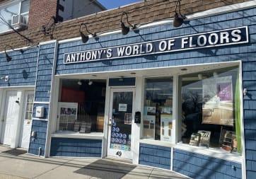 Anthony's World of Floors - 49 Manorhaven Blvd, Port Washington, NY 11050