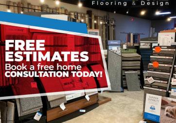 Aromaz Home Flooring & Design  - 1210 US-130, Cinnaminson, NJ 08077
