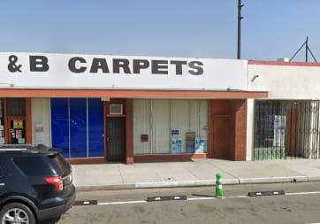 B & B Carpets and Flooring - 1117 E Artesia Blvd, Long Beach, CA 90805