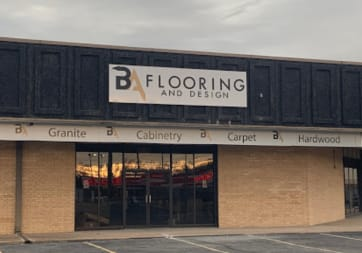 BA Flooring & Design - 710 S Elm Pl, Broken Arrow, OK 74012