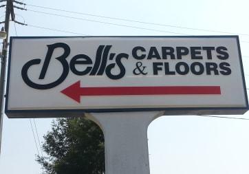 Bells Carpets - 2828 Industrial Dr, Raleigh, NC 27609