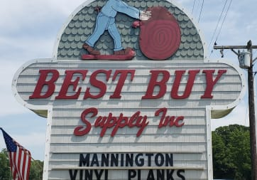 Best Buy Supply Inc - 3001 Ocean Gateway, Cambridge, MD 21613
