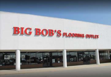 Big Bob's Flooring Outlet - 4666 W Broad St, Columbus, OH 43228