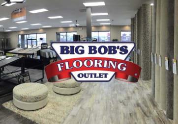 Big Bob's Flooring Outlet - 2540 S Academy Blvd #114, Colorado Springs, CO 80916